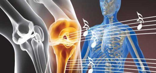 علت صدا دادن مفصل زانو